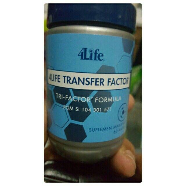 AYO BURUAN DIBELI 4LIFE TRANSFER FACTOR UNTUK IMUN TUBUH YG KUAT. MAU DAPAT HADIAH TAHUN BARU BURUAN TELP SAYA DI 085270667717