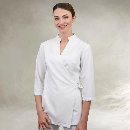 Bberufsbekleidung Spa Wellness Kosmetikerin kasack. Spa uniforms