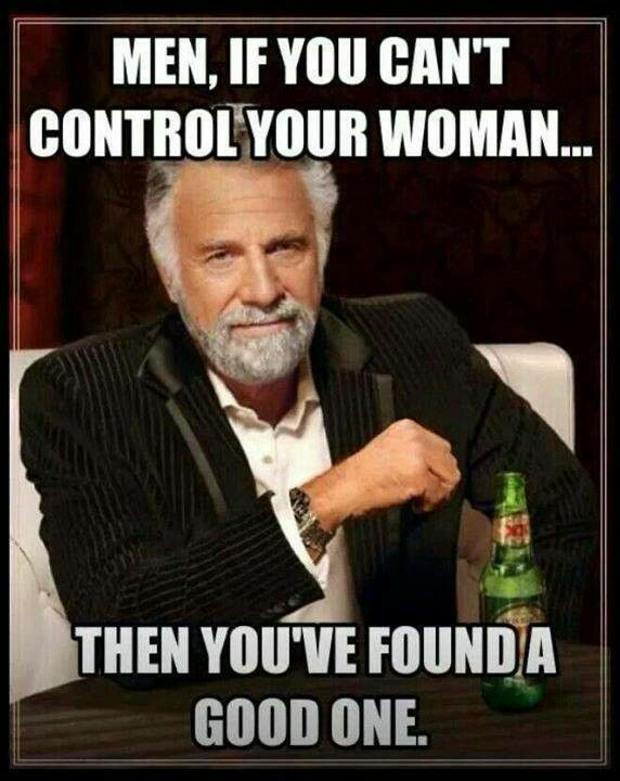 Why Men Want To Control Women