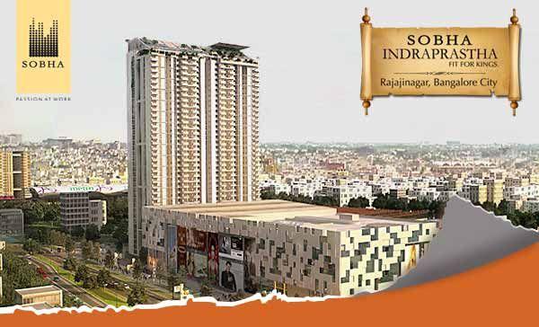 Sobha Indraprastha Bangalore