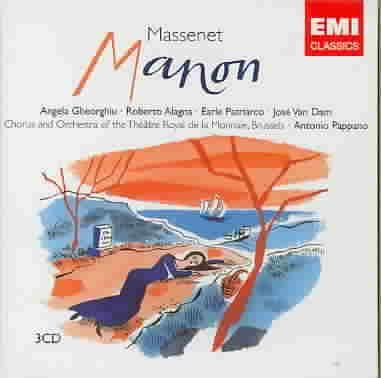 Antonio Pappano - Massenet: Manon