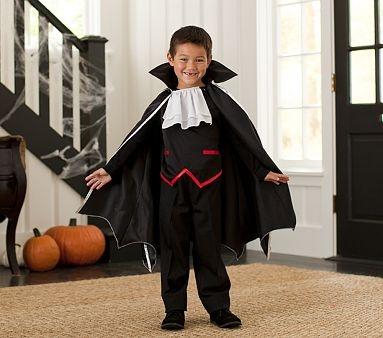 Boy Vampire Costume #PotteryBarnKids