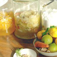 じっくり時間をかけて作ろう!酵素シロップの作り方とアレンジレシピ
