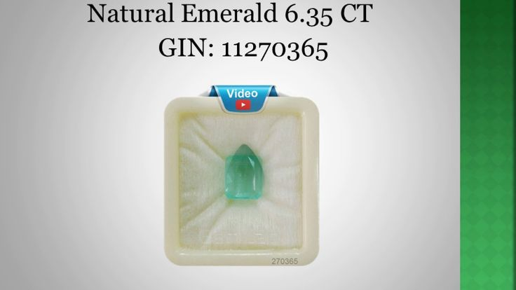 Certified #emerald  #gemstones  available online at best prices. At Sehdev Jewellers each gemstone is certified by Gem Lab.  Buy emerald stone jewelry at reasonable price.