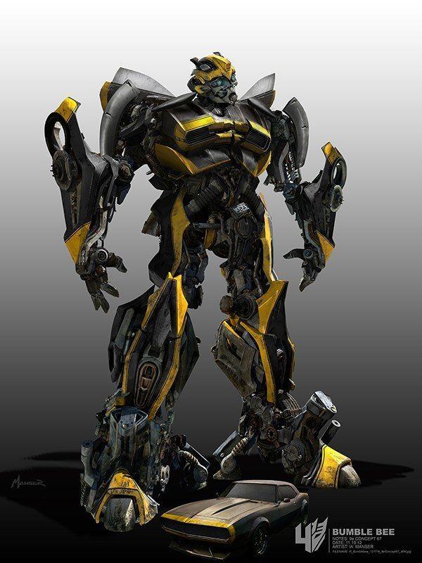 #Transformers 4 La era de la extinción