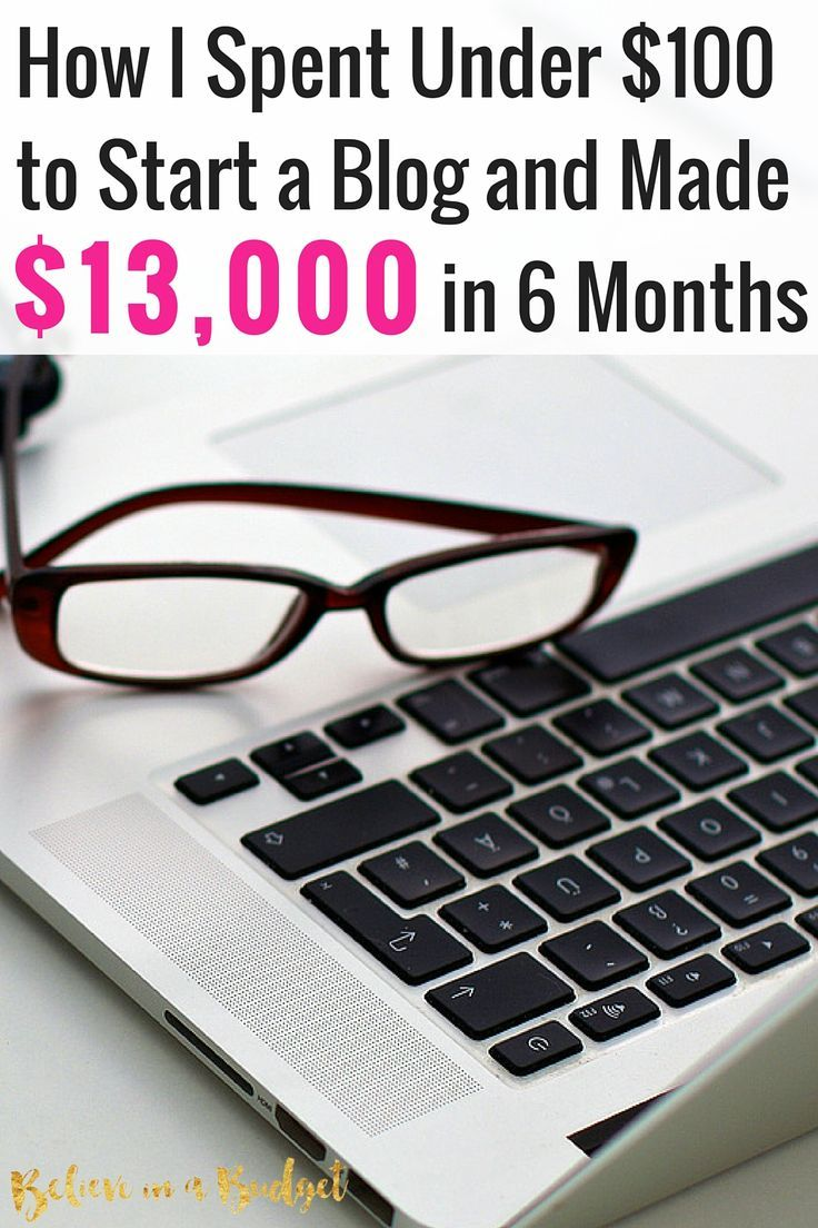 In less than 6 months, I made over $13,000 from starting a blog. If you want to side hustle and make extra money, blogging can be extremely profitable. I made enough money to get out of credit card debt and now I am able to blog full time!