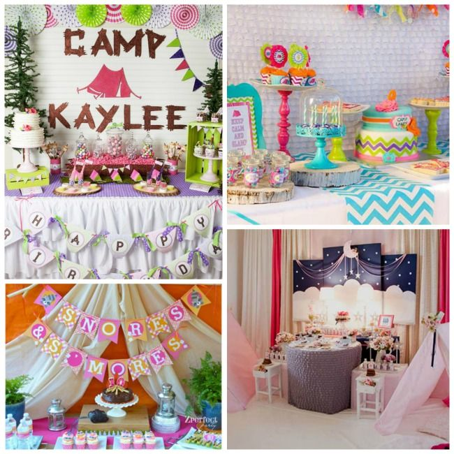 220 best Camping Party images on Pinterest Birthday party ideas