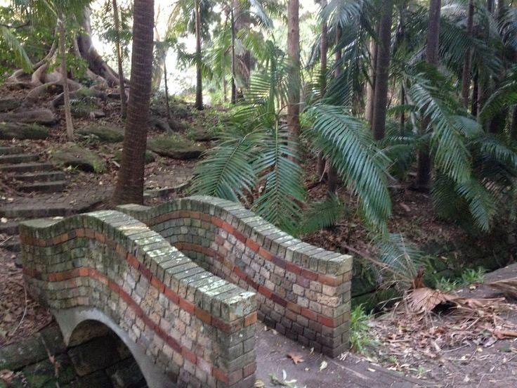 Callan Park www.crookedcottage.com.au