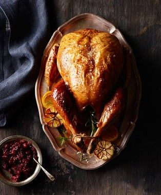 the ultimate christmas turkey from Booths Christmas book 2014 by smithandvillage.com
