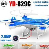 Yd829 Rc Drone with Hd Camera GPS One Key Return 2.4g 4ch 6axis Helicopter Quadrocopter Headless Mode - http://dronesheaven.ianjweboffers.com/yd829-rc-drone-with-hd-camera-gps-one-key-return-2-4g-4ch-6axis-helicopter-quadrocopter-headless-mode/