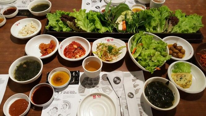 Korean food #koreanfood #healthyfood #food #kimchi #bulgogi