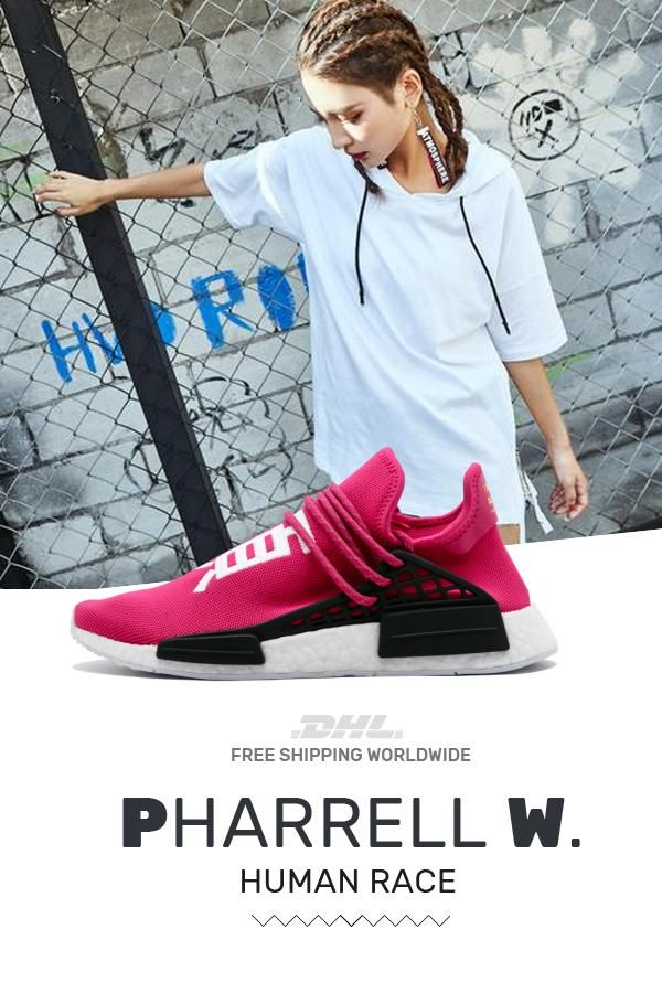 hot sale online 646d9 9ef4b How to get mens size Human Race Adidas HU Shock Pink at the ...