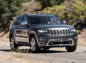 2016 Jeep Grand Cherokee - Release Date 2016