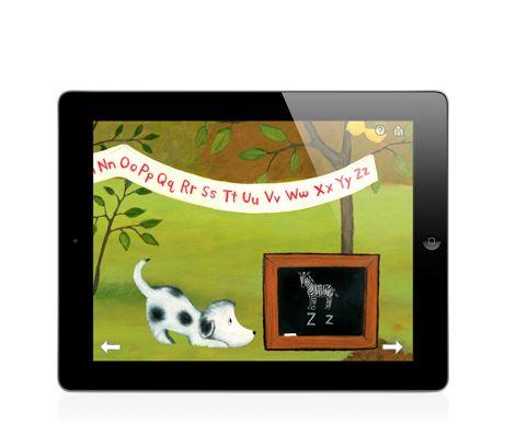 Education iPad apps.