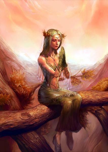 Костюмы мифологических богинь