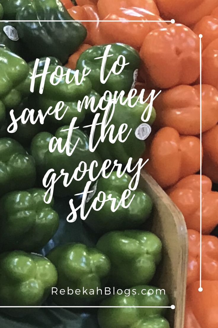 Going to the grocery store can be the most expensive and money sucker their is! It's so hard to stay on track sometimes! I put together some easy ways to stay on track!
