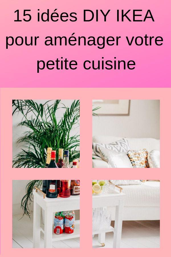 15 id es diy ikea pour am nager votre petite cuisine mes derni res id es du moment ikea - Ikea petite cuisine ...