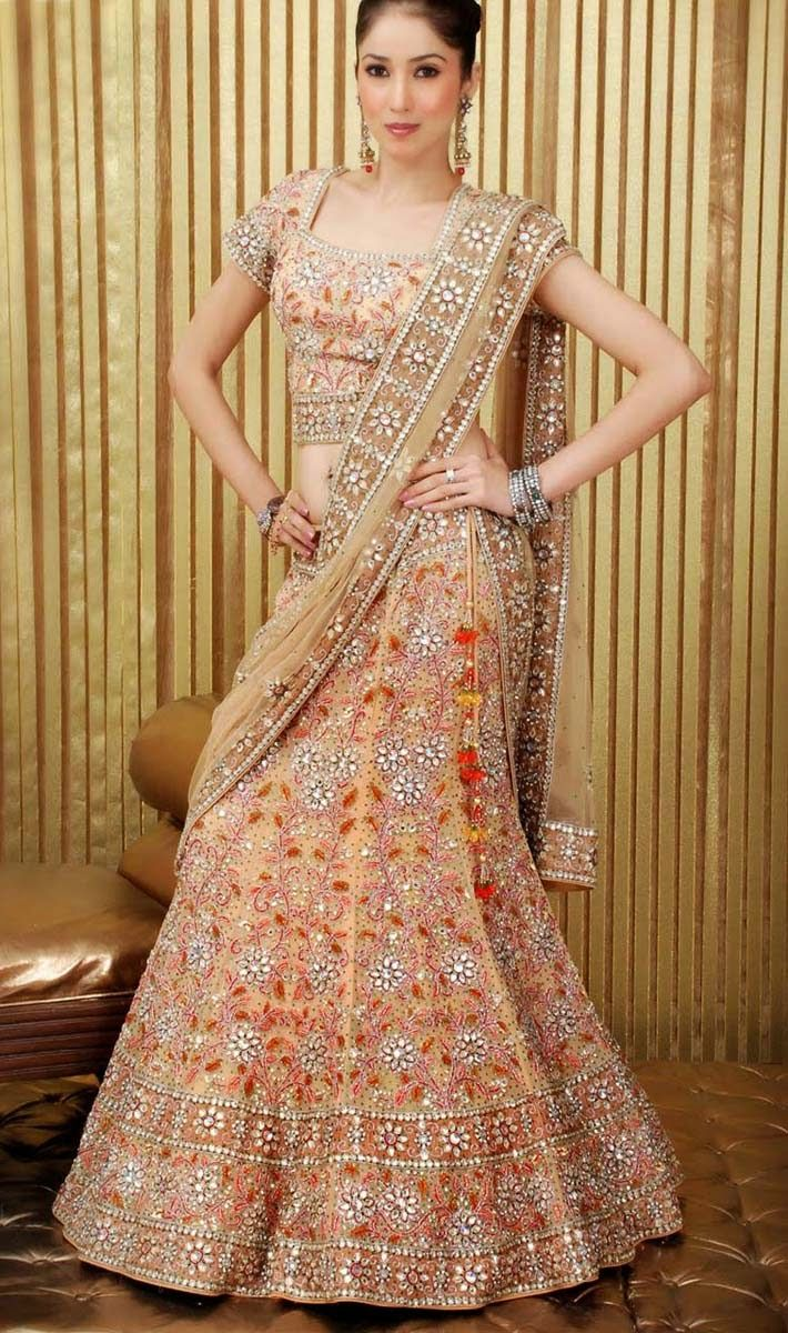 Faaya: 4 Lehenga and Body Types : Pick yours wisely