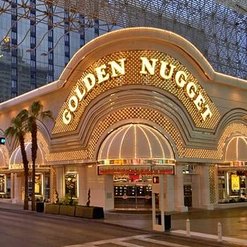 Golden Nugget Hotel & Casino, Las Vegas, Nevada, United States