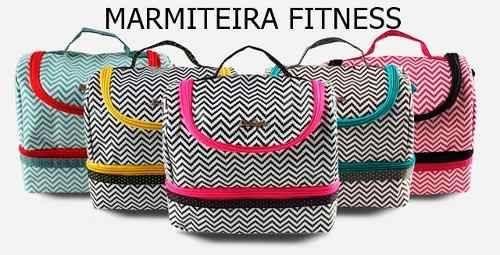 Bolsa Para Levar Comida Fitness : Melhores ideias de marmita termica fitness no