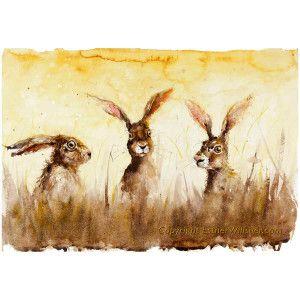 EstherWillshers The Sun Hares