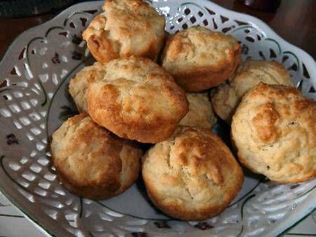 Zelfgemaakte Scones ( met een link voor homemade clotted cream)