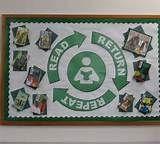 high school library bulletin board ideas | Bulletin Board Ideas ...