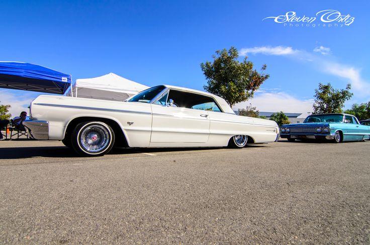 Lowriders California Sundays Traffic Car Club Toy Drive