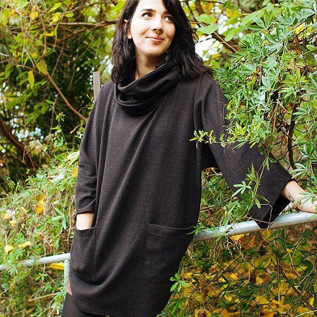 Kahverengi sonbaharın rengi www.clandestinoshop.com #Rosey panço • #trend #clothes #panço #poncho #design #fashion #moda #urban #boho #bohemian