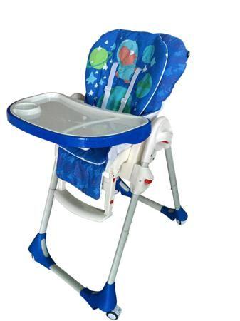 """Стульчик для кормления ZVA синий  — 7999р. --------------------- Стульчик для кормления """"ZVA"""" станет надежным помощником во время кормления вашего малыша. Удобное регулируемое сиденье, регулировка стульчика по высоте и регулировка глубины столешницы позволяют подобрать оптимальное и максимально комфортное положение во время кормления как для мамы, так и для малыша. Благодаря колесам стульчик легко можно перемещать в любое место, а при необходимости колеса можно надежно зафиксировать с…"""