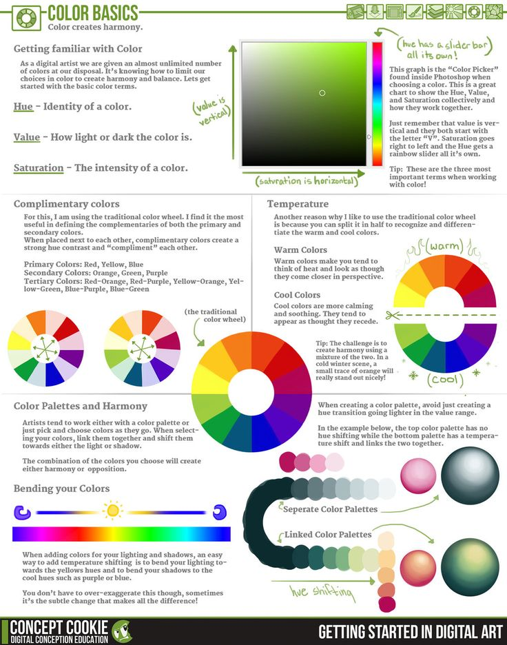 Most Calming Color 59 best art - color theory images on pinterest | color theory