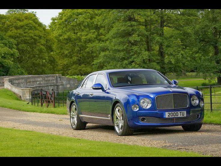 Bentley Mulsanne 2013 Wallpapers