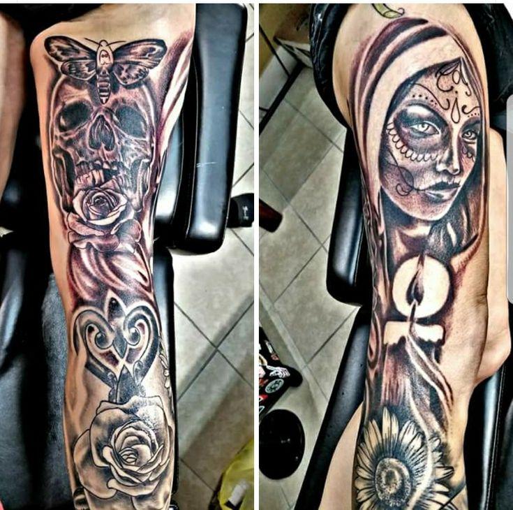 Pin by maryjo Eads on my new leg tattoo Leg tattoos
