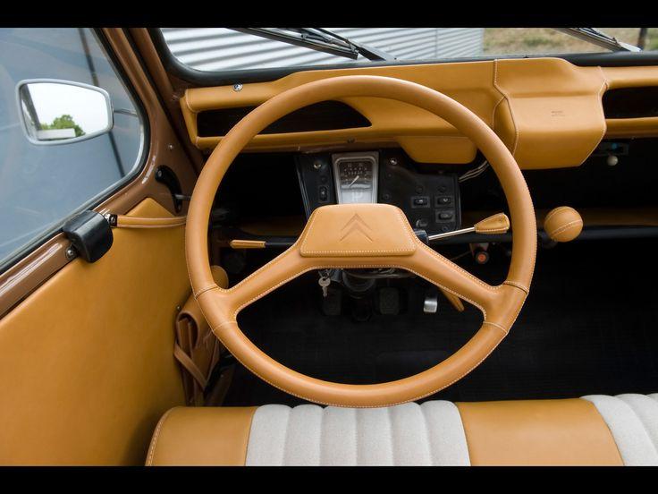 1989 Citroen 2CV HERMES