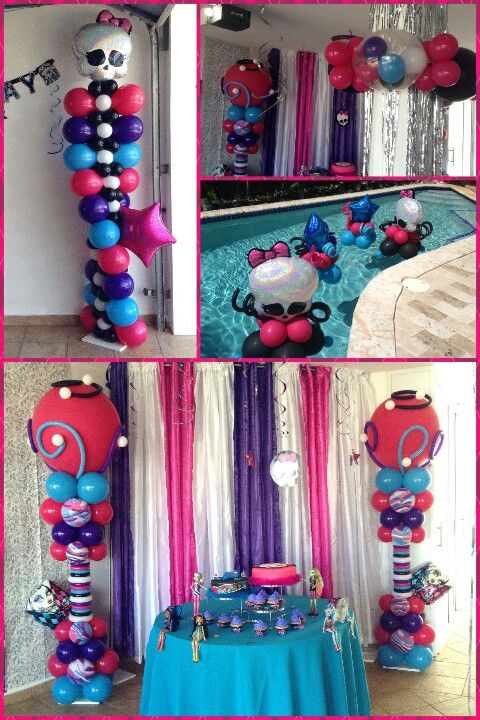 Monster High B-Day Party