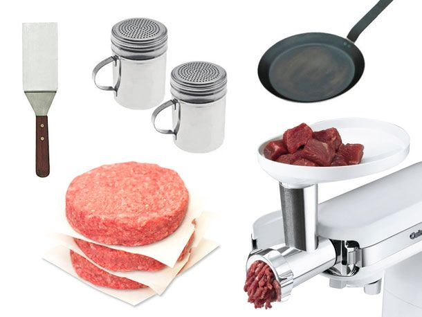 Gift ideas for the gourmet burger-maker