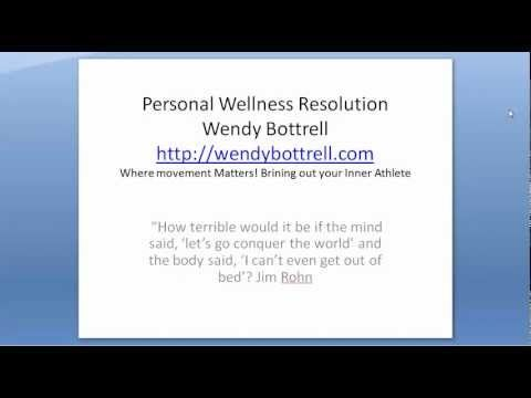 What comes to mind when you think about a Wellness Resolution? For me, a wellness resolution is about gaining a balance in the 6 Pillars of Health that include: thinking, breathing, food/nutrition, hydration, exercise, and sleep.  So today I am beginning a series for anyone who is interested in pursuing their own Personal Wellness Resolution!