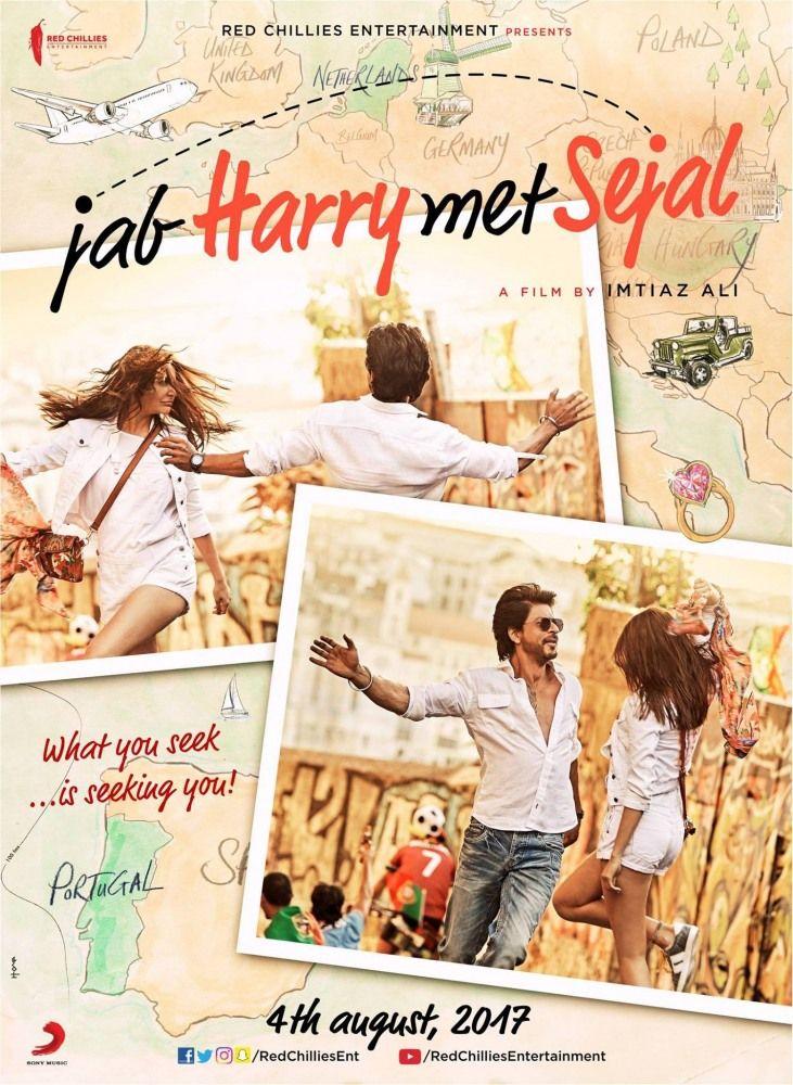 • Когда Гарри встретил Седжал / Jab Harry met Sejal (2017)
