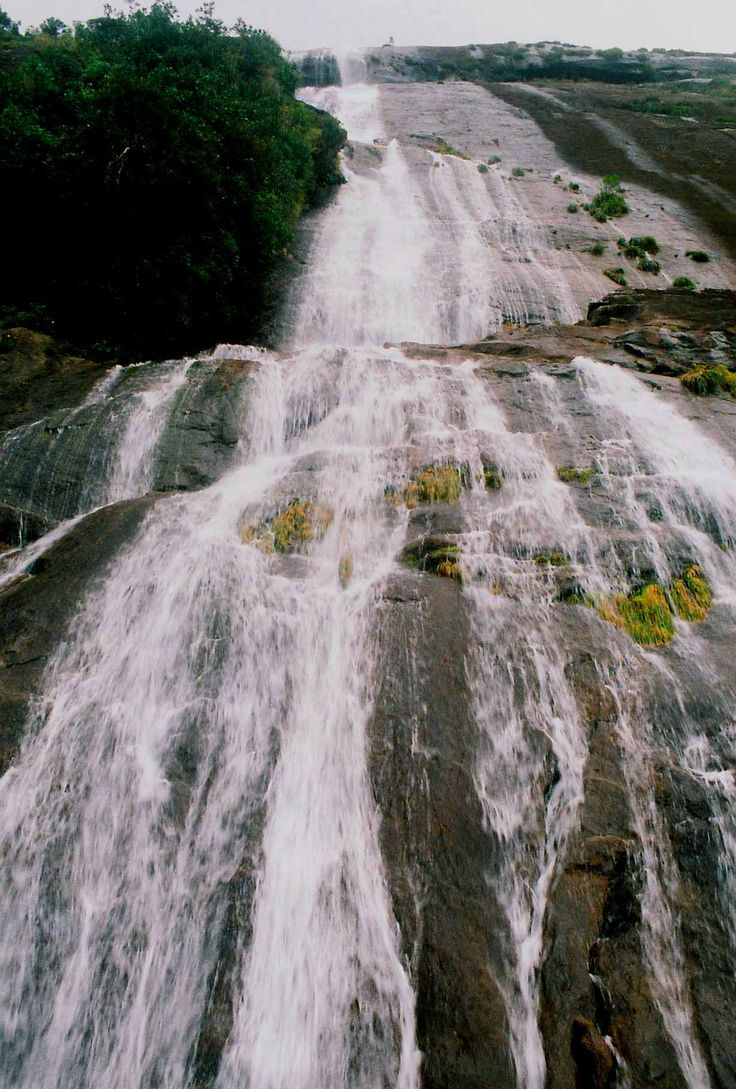 Waterfalls at Eravikulam, Munnar, Kerala