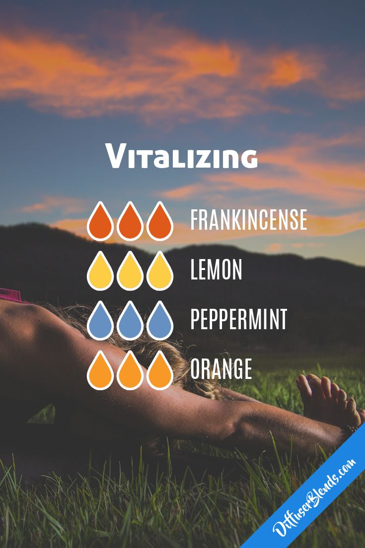 Diffusing Frankincense Blend