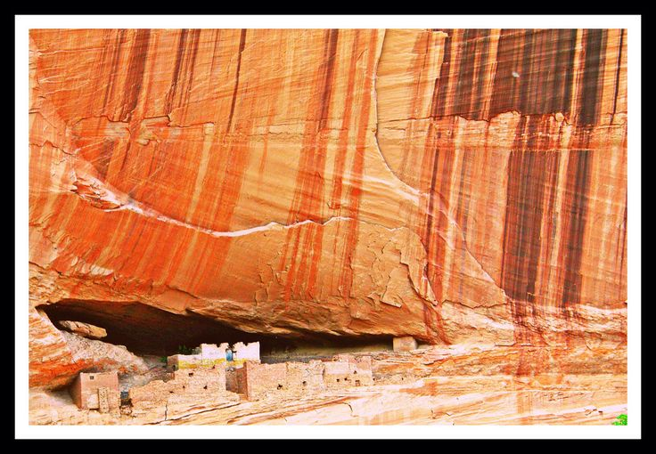 Canyon de Chelly - Reserve Navajo , Arizona - USA