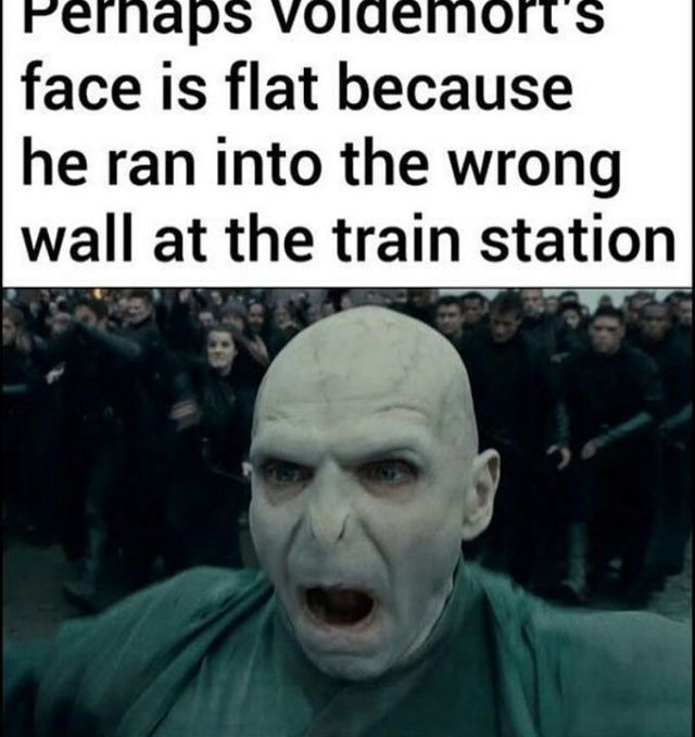 Harry Potter Voldemort Nose Jokes Harry Potter Memes Hilarious Harry Potter Memes Harry Potter Funny