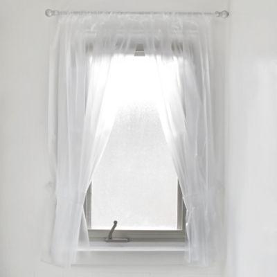 25 Best Ideas About Bathroom Window Curtains On Pinterest Kitchen Curtain Designs Kitchen