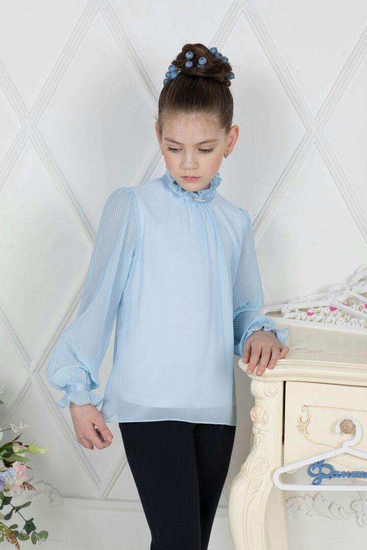 Школьная форма 2017, школьные блузки