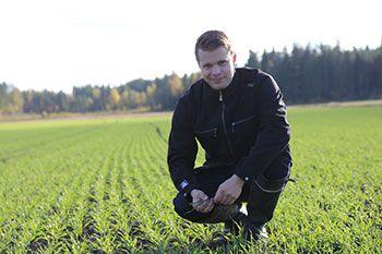 Juho Urkko, agrologi
