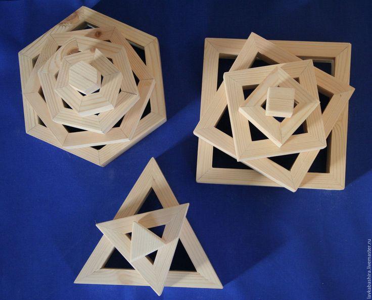 Купить <b>Развивающие деревянные</b> модули - <b>развивающая</b> ...