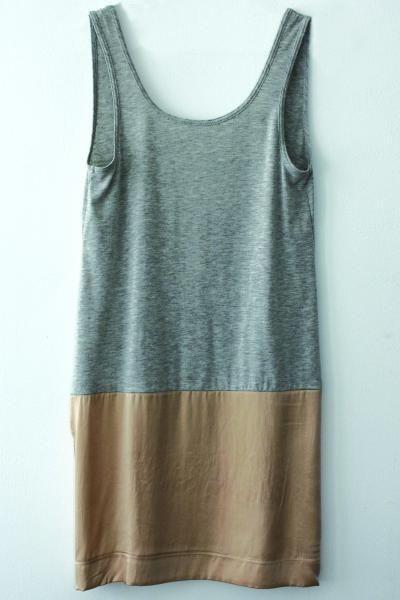 shirt restyle idea / lengthen hem
