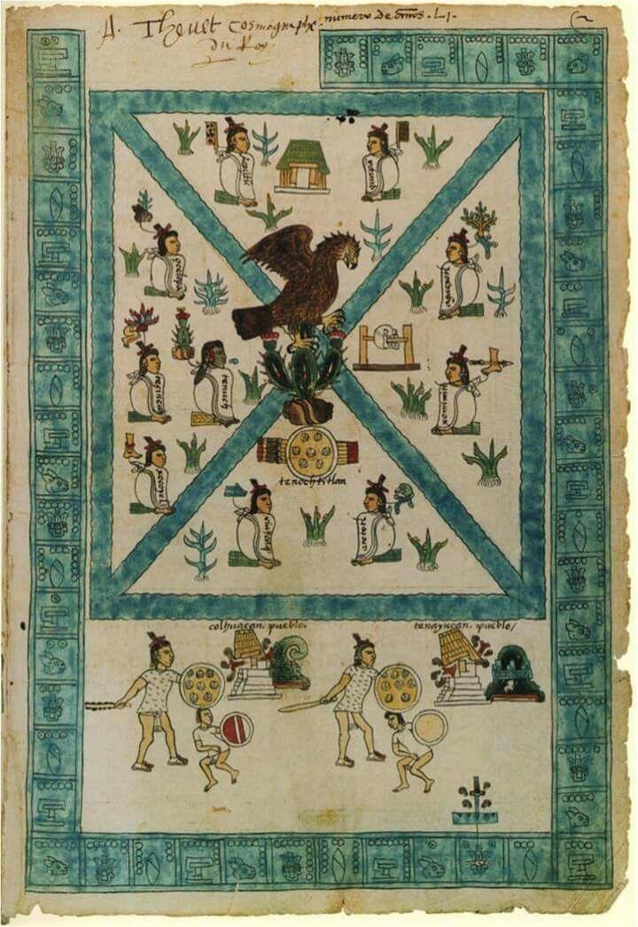 """¿QUIÉN ES TENOCH?   TENOCH es el nombre del caudillo que dirigió a los aztecas durante los primeros tiempos de la colonización de la isla de Tenochtitlan. Según las crónicas, Tenoch nació en el año de 1299 d. C. y murió en 1363 d. C. En náhuatl su nombre significa """"Tuna de piedra"""". Este personaje es conocido por ser el guía de la tribu proveniente de Aztlán, tanto en su peregrinar como en su asentamiento. Cuenta la leyenda que tras una larga búsqueda, Tenoch y su tribu encontraron la señal…"""