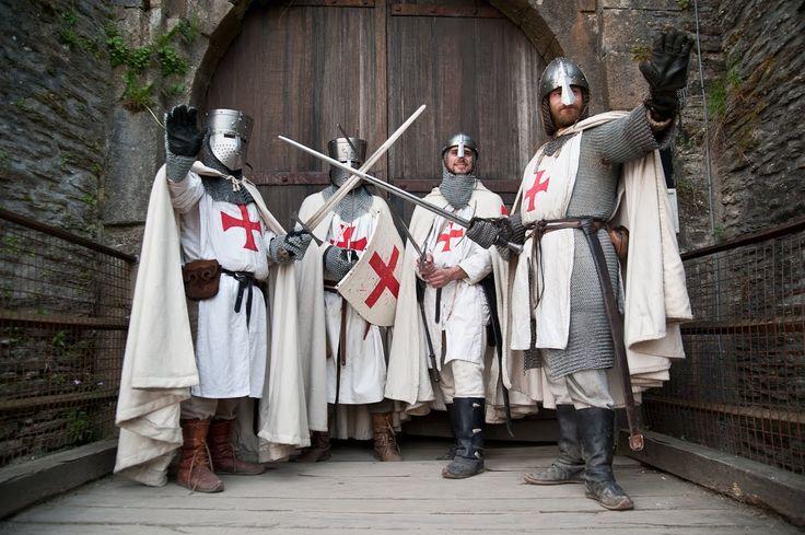 Anioły I Demony.Templariusze,Masoni,Iluminaci-Film Dokumentalny Lektor.