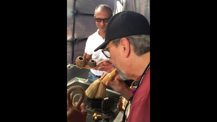 Steve Gadd and Luis Conte sharing some Latin rhythms!